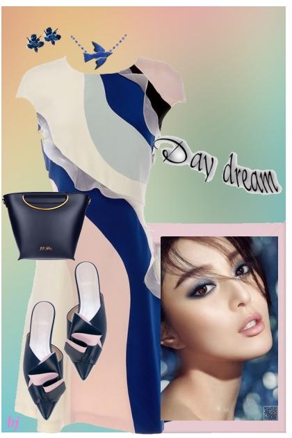 Day Dream- Combinazione di moda