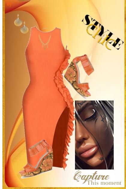 Style Chic--Capture This Moment- combinação de moda
