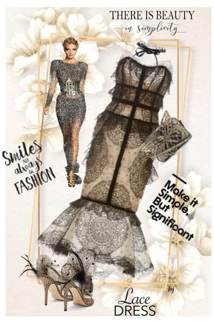 Beauty in Simplicity- Combinaciónde moda