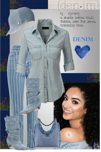 Denim Definition