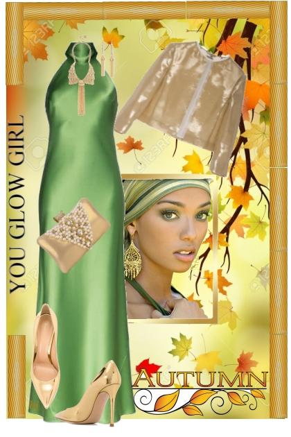 Autumn--You Glow