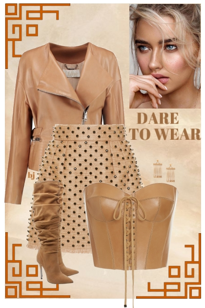 Dare to Wear - Fashion set