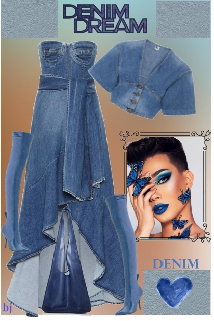 Denim Dream--Denim Love