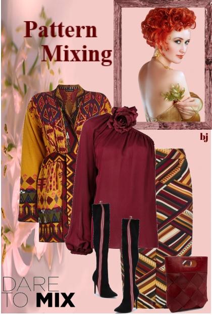 Pattern Mixing- Modekombination