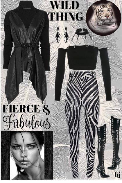 Fierce, Fabulous, Wild