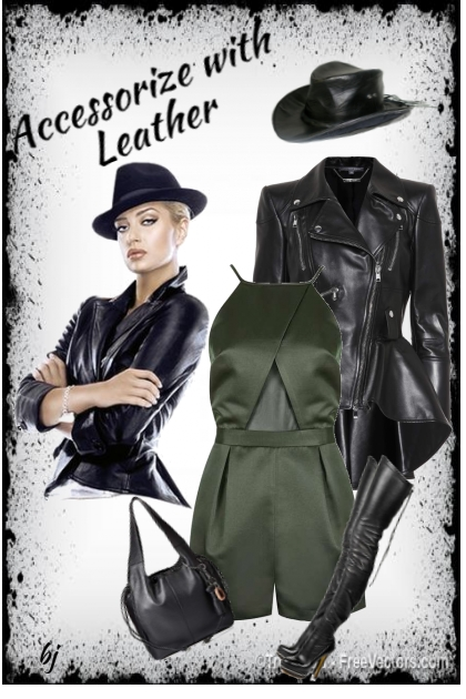 Accessorize with Leather