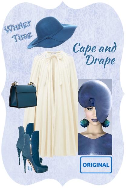 Cape and Drape