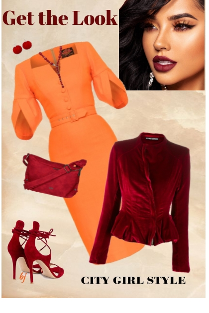 Get the Look--City Girl Style