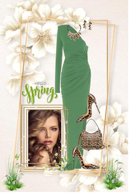 Hello Spring Elegance