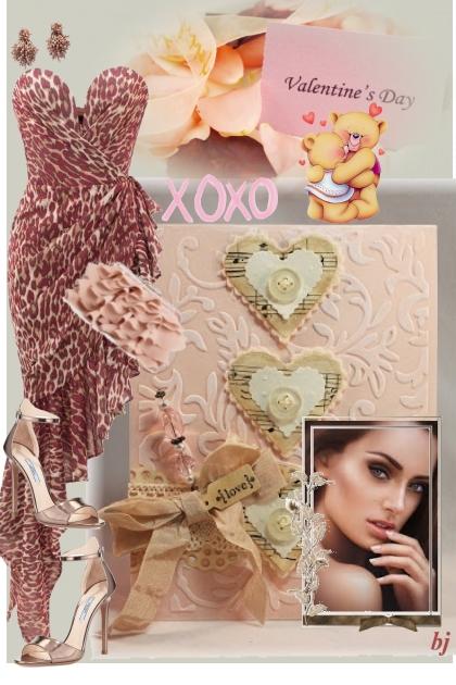 XOXO- Fashion set