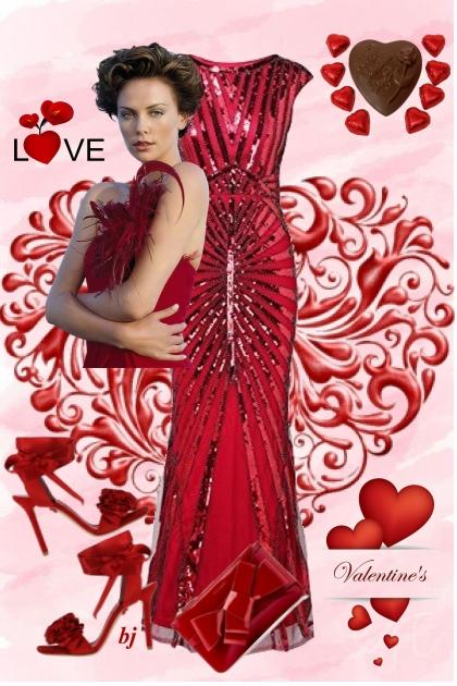 Love- Kreacja