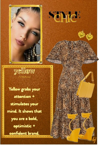 Style Chic-Yellow