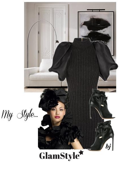 Glam Style- Combinazione di moda
