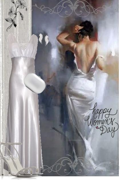 Formal Women's Day