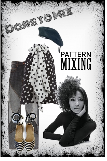 Pattern Mixing-Dare to Mix