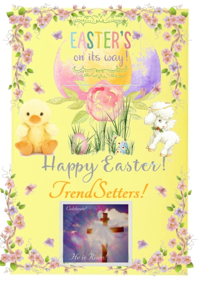 Easter's On It's Way!