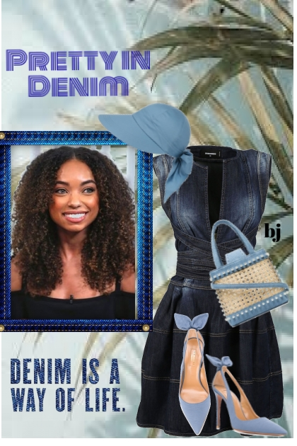 Pretty in Denim