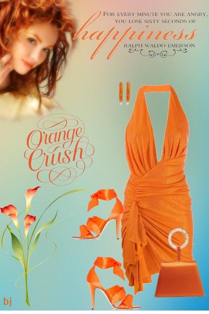 Orange Crush Happiness