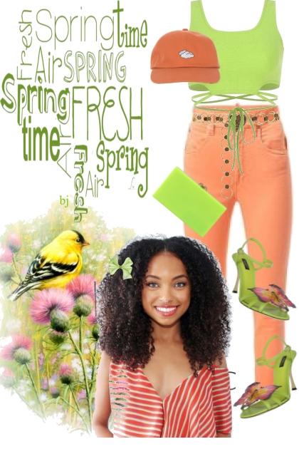 Fresh Springtime