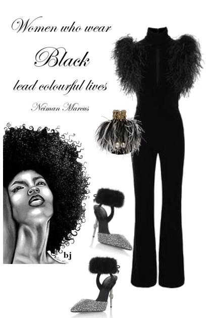 Women Who Wear Black.......