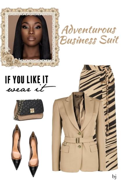 Adventurous Business Suit