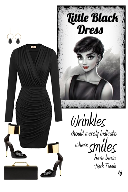 Wrinkles Should Indicate Where Smiles Have Been