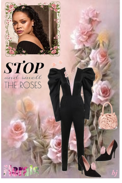 Stop and Smell the Roses--Florals- Fashion set