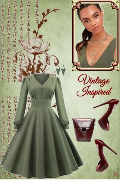 Vintage Inspired Love