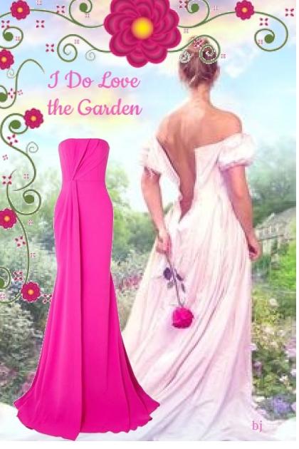 I Love the Garden