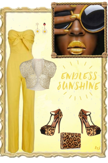 Endless Sunshine II- Fashion set