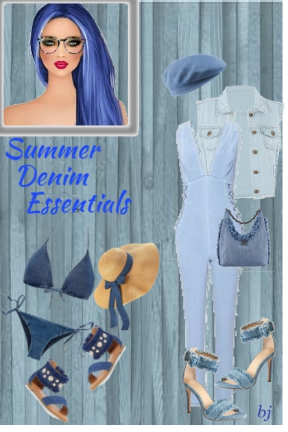 Summer Denim Essentials