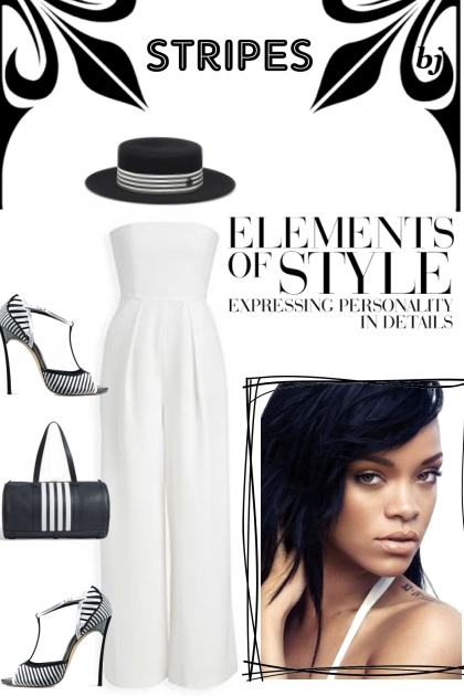 Elements of Style- Fashion set