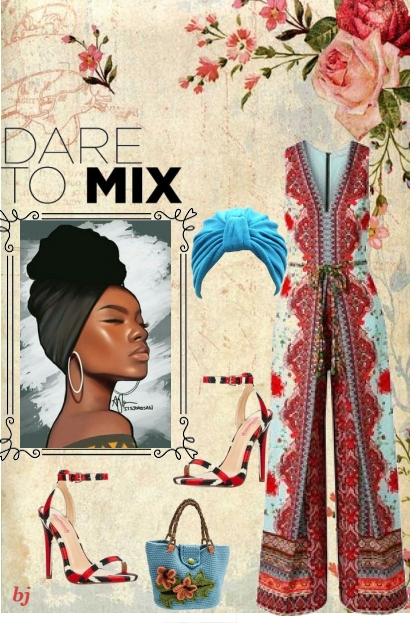 Mix 'n' Match- Fashion set