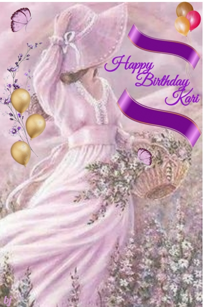 Happy Birthday Kari