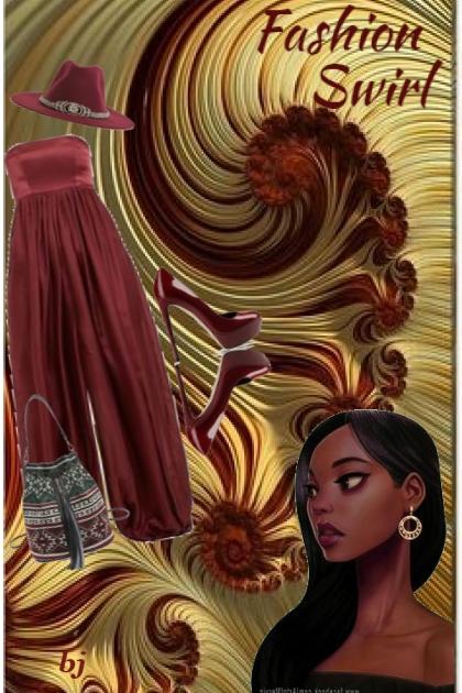 Fashion Swirl- Fashion set