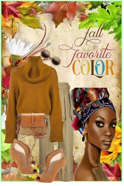 Fall, My Favorite Color