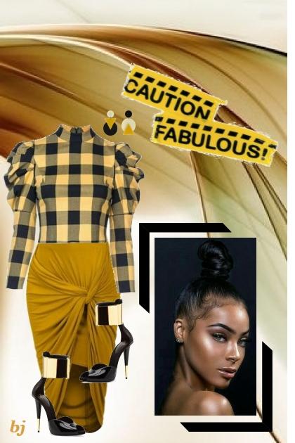 Caution Fabulous!