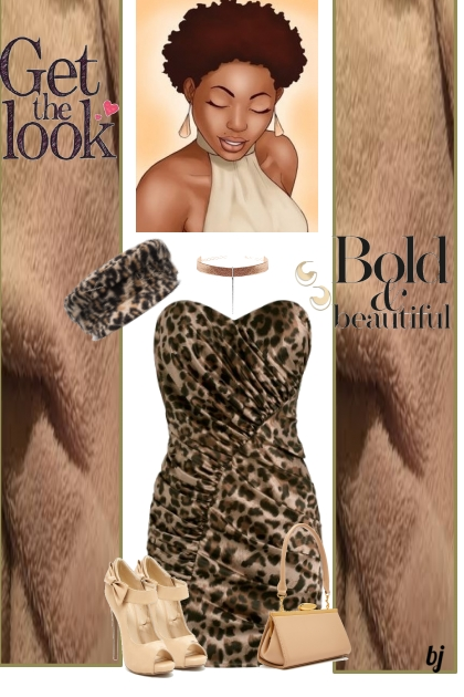 Get the Bold and Beautiful Look