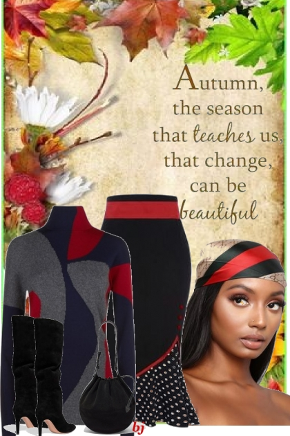 Autumn--Beautiful Change