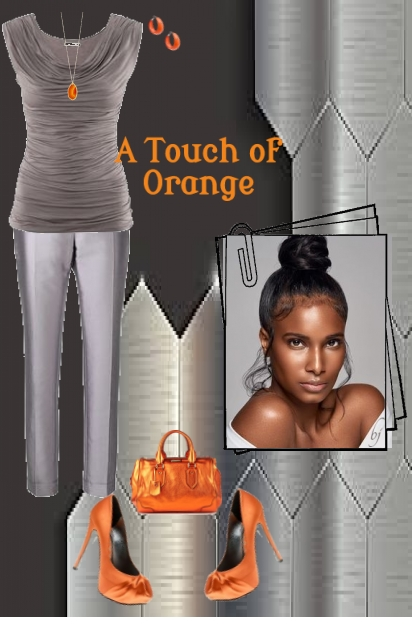 A Touch of Orange II