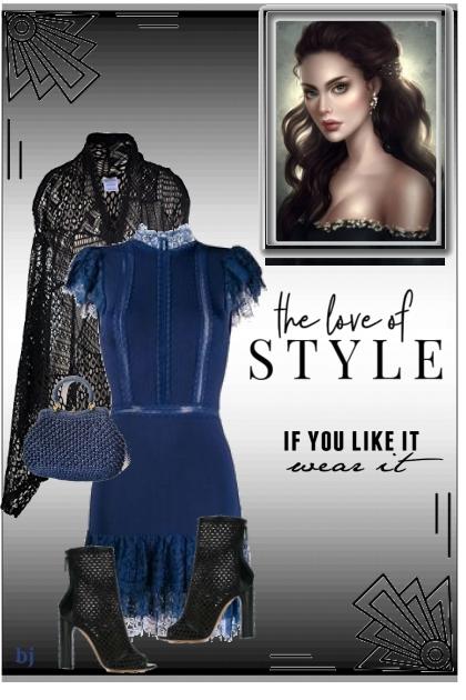 Love of Style--Like it, Wear It