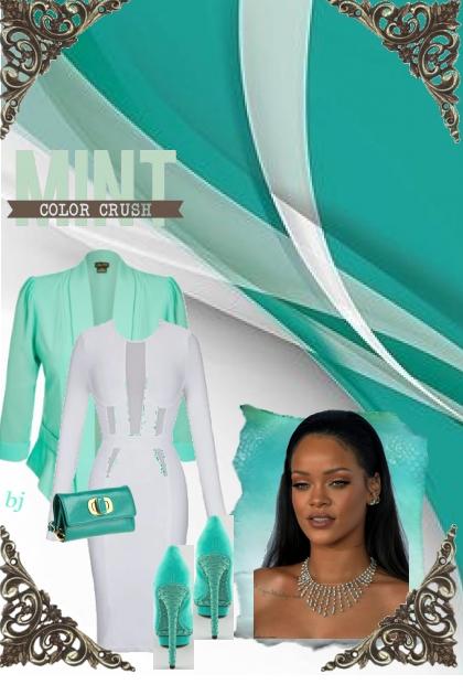 Mint Color Crush
