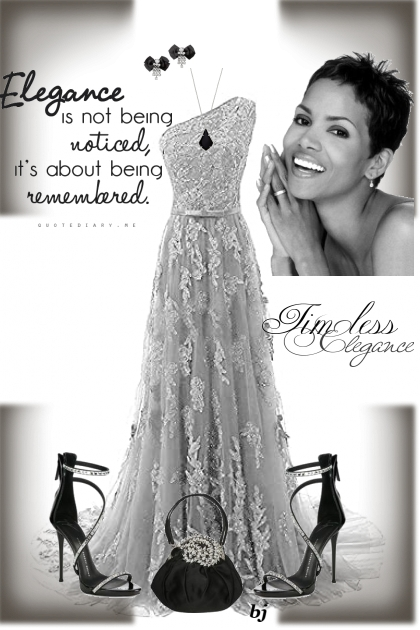 Elegance.......It's Being Remembered