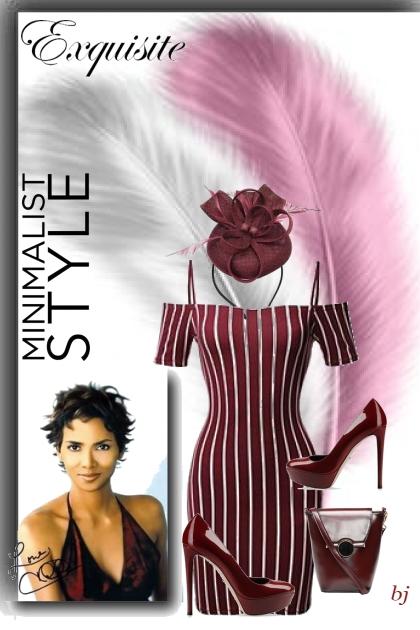 Exquisite Minimalist Style