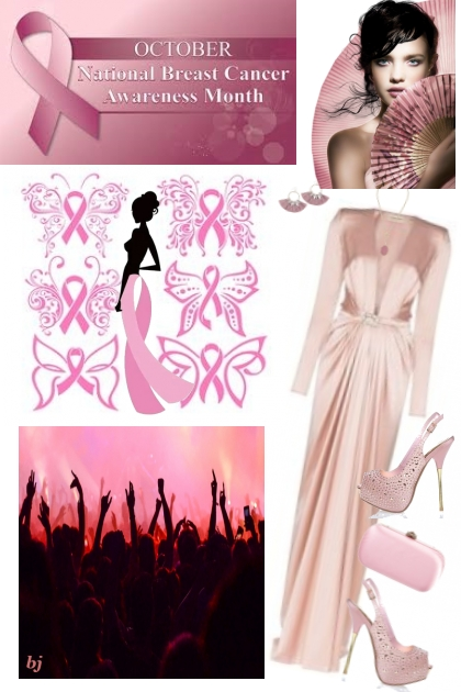 October--National Breast Cancer Awareness Month