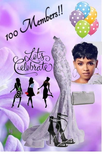 Let's Celebrate--100 Members!!- Combinaciónde moda
