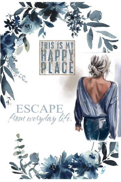 Escape to Your Happy Place