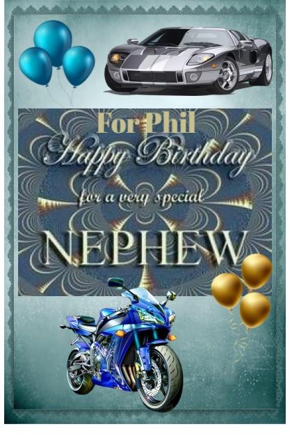 Happy Birthday Phil!!