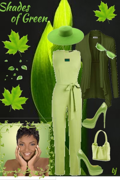 Shades of Green