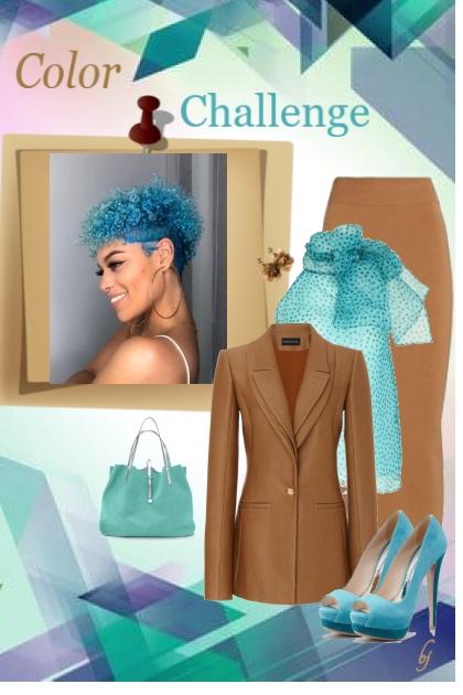 Color Challenge....